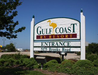 Gulf Coast RV Sites